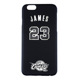 NBA官方出品 LEBRON JAMES 雷射磨砂手機殼 (IPHONE 6 & 6 PLUS)