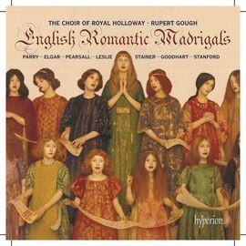 CDA68140 英國浪漫牧歌集 English Romantic Madrigals ^