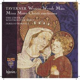 CDA68147 塔維那:彌撒曲 Taverner Missa Mater Christi