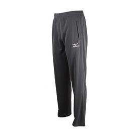 Mizuno  素色百搭輕柔舒適 針織運動套裝長褲(深灰) 32TD5A3808