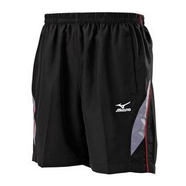 Mizuno  網球 羽球桌球 運動褲-黑 32TB5A5109