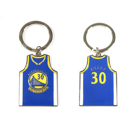 NBA官方出品 STEPHEN CURRY 球衣鑰匙圈