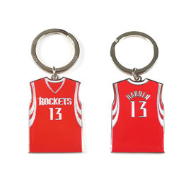NBA官方出品 JAMES HARDEN 球衣鑰匙圈