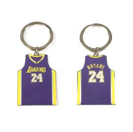 NBA官方出品 KOBE BRYANT 球衣鑰匙圈