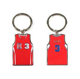 NBA官方出品 CHRIS PAUL 球衣鑰匙圈