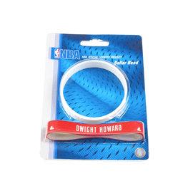 NBA官方出品 DWIGHT HOWARD 運動手環 (2入)