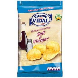 你有害怕再也吃不到的經驗嗎?西班牙 比達爾香醋鹽味洋芋片135g