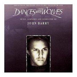 電影原聲帶  與狼共舞~ 重新發行~ O.S.T  Dance With Wolves ~