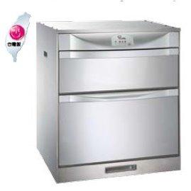尼希米系統櫥櫃~~喜特麗 JT~3142Q 臭氧殺菌落地下崁式烘碗機 ~45CM~