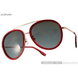 JILL STUART 太陽眼鏡 JS20008X C01P ^(紅~金^) 摩登 飛官款