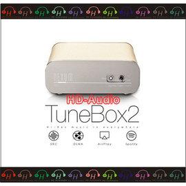 弘達影音多媒體 現貨 象牙白 Nexum TuneBox2 (TB20) 無線音樂盒/音響上網音樂播放器