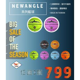 NEWANGLE紐恩格 籃球 三顆 包^~^~^~ ^~^~^~非 SPALDING 斯伯