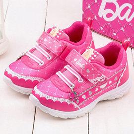 童鞋城堡~Barbie芭比 中大童 甜美 鞋BR6803~桃