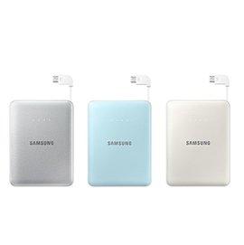 【限量 時尚】三星 Samsung PG850 行動電源 8400mha 行動電源 (藍)