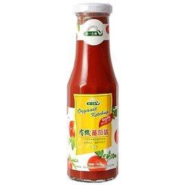 統一生機^~有機蕃茄醬270公克 罐  ^~即日起特惠至2月27日數量有限 為止
