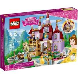 樂高LEGO DISNEY PRINCESS Belle s EnchantedCastl