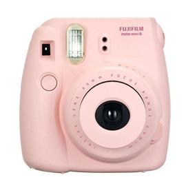富士拍立得mini8粉 白 藍 黃色相機一次成像膠片照相機立拍得~韓風館~