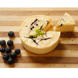 藍莓香檸起司蛋糕  4 吋 ~  1 ^~ 2 人享用