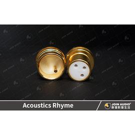~醉音影音 ~Acoustics Rhyme AR~RC2 ^(單顆^) 純銅鍍金XLR端