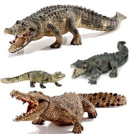 ~ 動物模型~ 思樂Schleich 仿真動物模型 鱷魚 家庭擺件 靜態模型~韓風館~