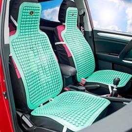 ~ 椅套 坐墊~ 汽車座墊 坐墊 車用透氣涼墊 通風冰絲坐墊~韓風館~