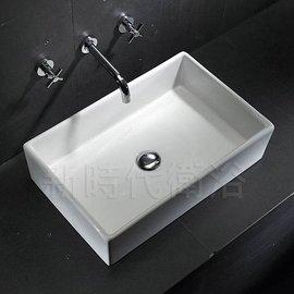 ^~ 新時代衛浴 ^~ 58^~38檯面上大方盆,薄邊臺上 非常好!7071