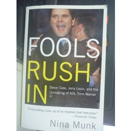 ~書寶 書T2╱傳記_ZHZ~Fools Rush in: Steve Case Jerr