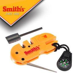 ~詮國~Smith s 刀具維護產品 ~ 口袋鑽石錐多 磨刀器  同時具備磨刀棒、照明燈、