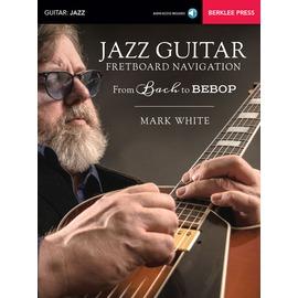 ~Berklee系列~Jazz Guitar Fretboard Navigation