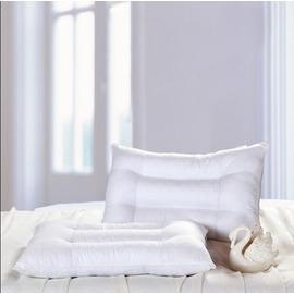 直角保健枕多 藥包護頸枕頭直角黑網助眠枕決明子枕棉質單人枕~韓風館~