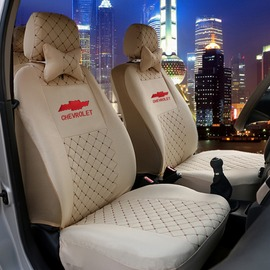 雪弗蘭賽歐3座椅套雪佛蘭老 新賽歐科魯茲樂風全包汽車坐墊座套8~韓風館~