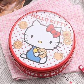 ~北 HELLO KITTY~餅乾 ~奶油^(338.4g 盒^)