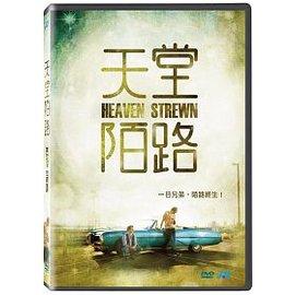 合友唱片 天堂陌路 DVD Heaven Strewn