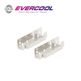 EVERCOOL HDD硬碟支架^(鐵製^)