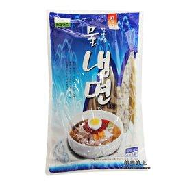 韓國七甲平壤式水涼麵^(湯^) 涼麵 蕎麥麵 蘋果冷麵 ^(750g^) 內附調味包 炎炎