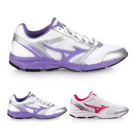 MIZUNO MAXIMIZER 18 女慢跑鞋(免運 美津濃 路跑 運動 訓練【02015496】≡排汗專家≡