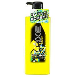 AXE 高潮崛起沐浴乳~ 限定版480G