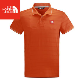 The North Face TNF 男 SCafe短袖POLO衫 環保透氣短袖休閒衫 抗