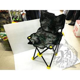 ◎百有釣具◎高級休閒四腳椅 釣椅 帆布椅 收納方便 好攜帶