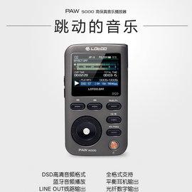 新音耳機Lotoo 樂圖 鐵菊花 PAW 5000 隨身 無損 高解析 隨身聽另金菊花