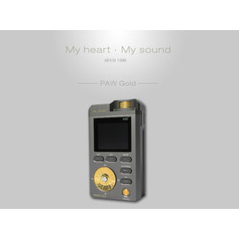Lotoo PAW Gold 金菊花音樂播放器音樂播放器 貨 一年 來電有驚喜