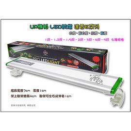 ~魚舖子~雅柏UP 達普E系列LED跨燈 ^(1.2尺╱24顆增豔燈泡^)∼ 賣 ^(安規