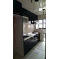^~廚具 專案^~ 216公分不鏽鋼檯面 五面結晶鋼烤門板 二機