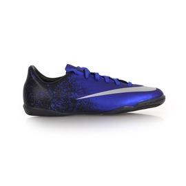 NIKE JR MERCURIAL VICTORY V CR 男女兒童室內足球鞋(免運 童鞋【02015525】≡排汗專家≡