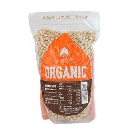 源穀食代有機高發芽黃豆