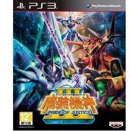 PS3超機戰OG魔裝機神3 亞洲日文版 ^( ^)