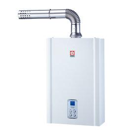 櫻花牌 浴SPA 16L 強排式恆溫熱水器 SH~1635  限桃園  請先