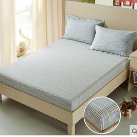 棉質席夢思保護套150^~200 之約床套床單床罩床墊 之約~韓風館~