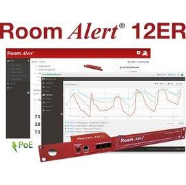 AVTECH Room Alert 12ER 環境監控主機~預計交期20天~