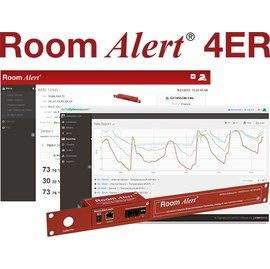 AVTECH Room Alert 4ER 環境監控主機~預計交期20天~